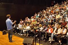 Avogadro cerró el Foro de Argentina Creativa (Ministerio de Cultura de la Nación) Tags: ministeriodecuturadelanación foroargentinacreativa mardelplata museo gustavosantaolalla kuschevatzky acampante trimarchi