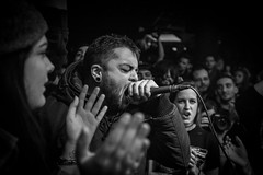 The Great Divide (mzagerp) Tags: underrated tour rise northstar paris trabendo great divide butcher rodeo hardcore metal concert photography