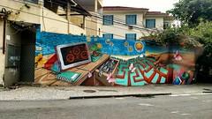 Grafite 25 (luyunes) Tags: grafite grafiteiro artistaderua artepopular arte artederua culturapopular motomaxx luciayunes