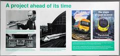 British Rail APT-E Tilting Train - A Project Ahead of its Time (AdinaZed) Tags: british rail railways apt apte