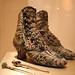 Fancy antique shoes