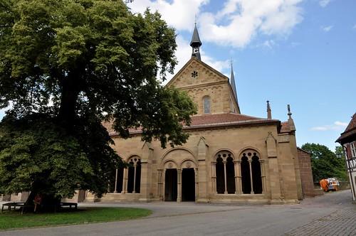 Maulbronn (Alemania). Monasterio. Iglesia