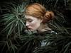 Vanessa's winter garden (dieFlow) Tags: portrait indoor natur naturallight nature botanik redhair redhead olympus ffm serie winter