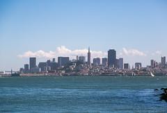 SF Skyline (kent.c) Tags: bayarea kentc kentcphotography sf sanfrancisco alcatraz island landscape cityscape skyline 2016 usa us canon canon5dmarkiii 5dmarkiii