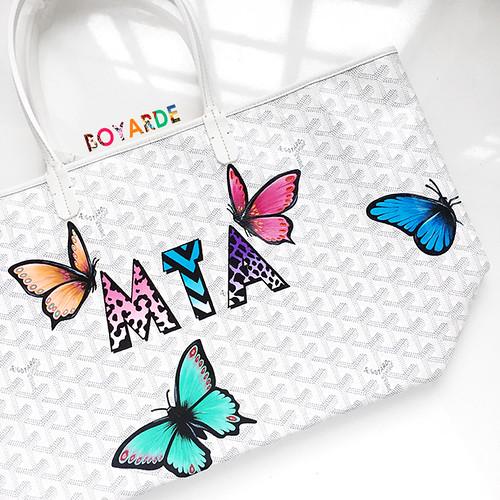 Alphabet bespoke mta butterflies-1 copy