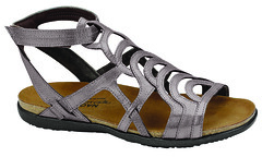 "Naot Sara sandal silver threads • <a style=""font-size:0.8em;"" href=""http://www.flickr.com/photos/65413117@N03/32544981701/"" target=""_blank"">View on Flickr</a>"