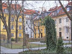 POLAND, Warsaw (Suriaa) Tags: poland warsaw oldcity winter palac church
