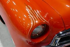 1951 Chevy Fleetline (bballchico) Tags: 1951 chevrolet fleetline custom robertrojas suedepalace grandnationalroadstershow gnrs2017 carshow