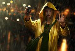 chloe with granade in rain (oskar_umbrellas) Tags: moretz chloemoretz chlomoretz chloegracemoretz chloegmoretz chlogracemoretz
