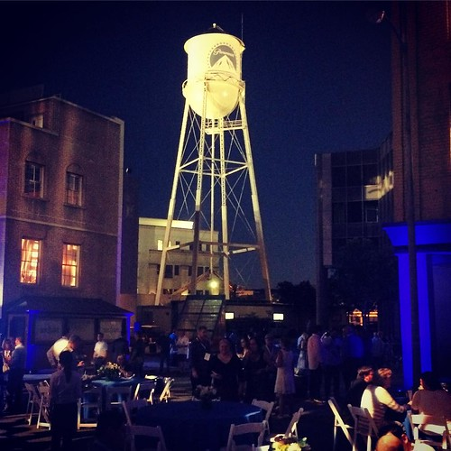 It was such a nice night for an event! #paramountstudios #lovemyjob #events #eventlife #staffing #hollywood #thefoodmatters #200ProofLA #200Proof