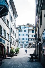 Alone (martindesu) Tags: switzerland swiss zurich rx1