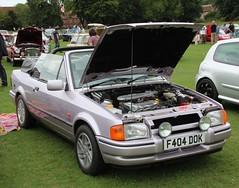 F404 DOK (Nivek.Old.Gold) Tags: ford monotone 1989 amethyst escort cabriolet xr3i 1597cc