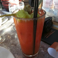 Now this is a Bloody mary!