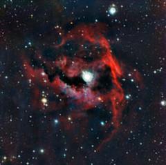 #MaviAtlasSeri #iC2177 #iC2277seria #NebulaSeria #MonocerosNebulasSeria #EmissionNebulaSeria  H II region  #TekBoynuzSeria #TekBoynuzTakimYildiziSeria #SeagullNebulaSeria  Detailed view of IC 2177 produced by the Wide Field Imager on the MPG/ESO 2.2-metre (mustafagavsar) Tags: canismajor monoceros ic2177 gum1 ngc2335 isaacroberts hd53367 ngc2343 sali2015seria saliseria monocerosseria tekboynuzseria canismajorseria tekboynuztakimyildiziseria monocerosnebulasseria nebulaseria ngcseria emissionnebulaseria september15eylul2015 eylul15seria salieylulseria eylul2015seria seagullnebulaseria maviatlasseri ic2277seria sh229 hd53367seria seagu2nebula ngc2343seria ngc2335seria