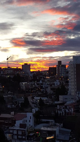 Atardecer smartphone picture