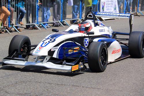 Ecurie Ecosse/GBR Formula 4 Car - Ciaran Haggerty