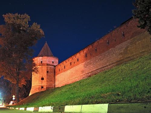 Кремль, XVI в. Зарайск
