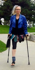 tatv_22 (cb_777a) Tags: foot russia accident disabled crutches amputee onelegged