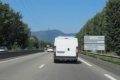 A480-14 (European Roads) Tags: france alps grenoble autoroute a480