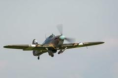 _DSC0342-30 (Ian. J. Winfield) Tags: hurricane rr rollsroyce airshow merlin ww2 duxford raf hawker worldwar2 griffon imperialwarmuseum iwm royalairforce battleofbritainmemorialflight bbmf