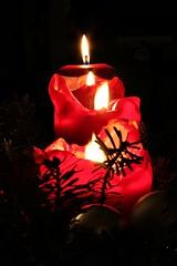 Kerze (fotoandy69) Tags: weihnachten licht key low kerze tor kes dunkel
