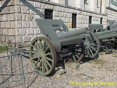 "122mm howitzer M1910-30 • <a style=""font-size:0.8em;"" href=""http://www.flickr.com/photos/81723459@N04/21893185932/"" target=""_blank"">View on Flickr</a>"