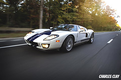 Ford GT (Charles Clay) Tags: 2005 ford car speed super gt six