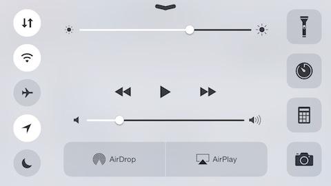 Tweak CCSettings អាចដំណើរការលើ iOS 9 បានដោយរលូនហើយ