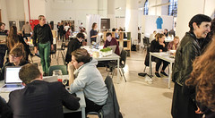 Generation M - portfolio Match 2015 (LUCA, School of Arts, Campus Sint-Lucas Ghent) Tags: stage ministry m sector portfolio generation alumni makers beeldende bbv vormgeving grafische uitgeverijen