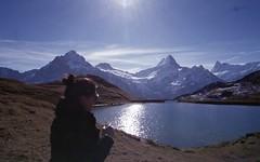 Bachalpsee, Switzerland (18km) Tags: switzerland ishootfilm bachalpsee naturaclassica