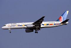 G-OOOA (GH@BHD) Tags: aircraft aviation ace lanzarote boeing 757 airliner arrecife amm b757 air2000 goooa arrecifeairport