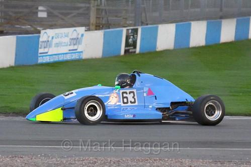 Monoposto Tiedman Trophy during the BRSCC Winter Raceday, Donington, 7th November 2015