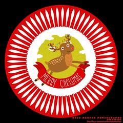 Merry Christmas Reindeer by Kaye Menner (Kaye Menner) Tags: christmas red white cute green reindeer nose lights clothing colorful redwhite bright digitalart tshirt noel kaleidoscope rednose christmaslights whitebackground round products merrychristmas greetingcard tshirtdesign productdesign redonwhite whitered christmascolors redwhitegreen christmasgreetingcard squareimage christmastshirt rounddesign kayemennerphotography kayemenner kayemennerkaleidoscopes kayemennerchristmas