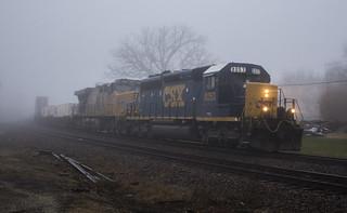 SD40-2 Leads Intermodal!?