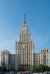 DSCN8822 (the.jihor) Tags: building architecture sisters moscow style seven constructivism  stalinist       ilobsterit