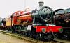 GWR 5972 'Olton Hall' (dgh2222) Tags: 2004 hall yok harry potter class hogwarts railways gwr 5972 railfest