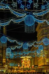 Festive New Street (Slimdaz) Tags: christmas building darren architecture night festive outdoors lights birmingham pentax happiness darrensmith pentax18135mmwr slimdaz k3ii birminghamfrankfurtchristmasmarket2015