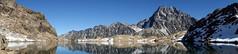 Lake Ingalls (Sean Munson) Tags: snow mountains water landscape washington hiking stuart nationalforest alpinelakeswilderness ingallslake mtstuart mountstuart alpinelakeswildernessarea ingallswaytrail ingallsway lakeingalls okanoganwenatcheenationalforest trail1360 ingallswaytrail1360
