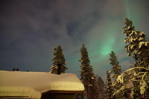 DSC00561 Auroras in the sky