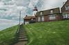 Step by step... (b_represent) Tags: lighthouse leuchtturm urk netherlands niederlande holland landscape landschaft