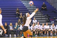 IMG_8322 (SJH Foto) Tags: girls volleyball high school york delone catholic team teen teenager bump burst mode