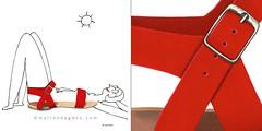 bikini sandal (marinodegano) Tags: shoe chaussure photorealistic painting acrylic marino deganos fashion bikini sun summer schuh mode pump heel stiletto art illustration drawing women shoelover fashionvictim marinodeganocom marinodegano myshoeismydress unechaussurepourseulvêtement meinschuhmeinkleid beach soleil bronzer été