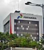 Pertamina Kramat Raya (Everyone Shipwreck Starco (using album)) Tags: jakarta building gedung arsitektur architecture office kantor