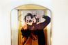 Doble corazón (☾arimelo) Tags: double exposure film amor love analogue nikon minolta home mirror casa espejo autoretrato juntos petiza flaquito sunrise atardecer ciudad