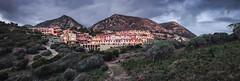 27 (gmouret92) Tags: fuji x100t sardaigne sardegna italie italy nebida villaolga panoramique panorama
