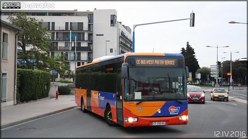Irisbus Crossway LE - Hérault Transport n°123014