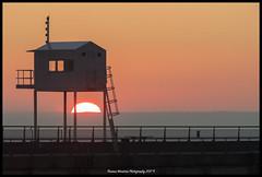 Bay Watch, Cardiff Bay Sunrise (Thomas Winstone) Tags: cardiff cardiffbay ef1124mmf4lusm canon canonuk landscape outdoors nature countryside outdoor 3lt 3leggedthing sky sun sunrise wales bbc sea seaside clouds