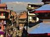 NEPAL, Kathmandu , Altstadt, - Blick Richtung Himalaya-Gebirge , 15093/7730 (roba66) Tags: reisen travel explore voyages roba66 visit urlaub nepal asien asia südasien himalaya gebirge mountain berge range city stadt capitol kathmandubefore earthquake durbarsquare building architektur architecture arquitetura kulturdenkmal monument haus house häuser bau fassade façade platz places historie history historic historical geschichte urban