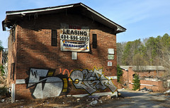 DSC_1618 (rob dunalewicz) Tags: 2017 atlanta abandoned urbex graffiti tags cinco lestr lsd aub