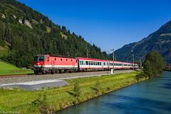 1144 030 Dorfgastein (Kurt Wartner) Tags: 1144 dorfgastein tauernbahn